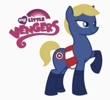 My Little Venger: Captain America by SoreLoser