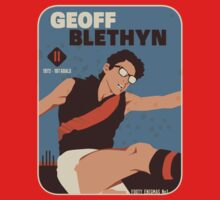 Geoff Blethyn, Essendon by Chris Rees