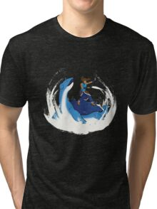 Team Water! Tri-blend T-Shirt