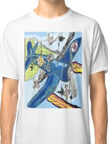 Corsair Snoopy the All Time Flying Ace Classic T-Shirt
