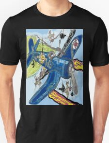 Corsair Snoopy the All Time Flying Ace T-Shirt
