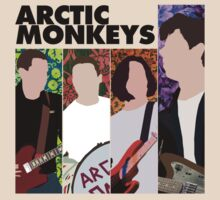 Arctic Monkeys by merched