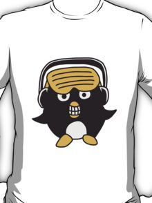 Cool Party Penguin DJ T-Shirt