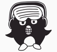 Cool Party Penguin DJ by Style-O-Mat