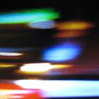 Neon Abstract 4 by artdeluxe