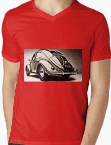 1952 Beetle Mens V-Neck T-Shirt