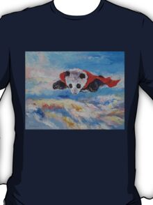 Panda Superhero T-Shirt