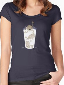 Childhood Imagination Women's Fitted Scoop T-Shirt