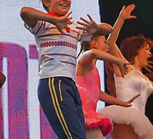 West End live London  Billy Elliot Musical by Keith Larby