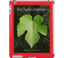 The Original Underware iPad Case/Skin