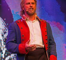 Les Miserable At West End Live London by Keith Larby