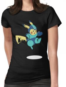 Megachu Womens Fitted T-Shirt