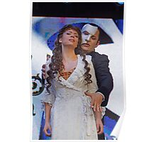 The Phantom Of The Opera at West End Live London Poster