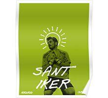 Sant Iker Poster