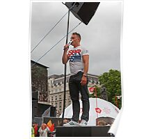 Toby Ansitis at West End Live London Poster