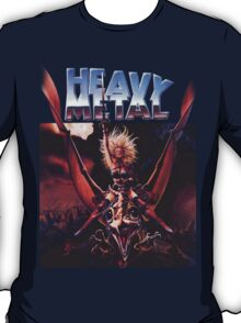 Heavy Metal Sci Fi Movie T-Shirt