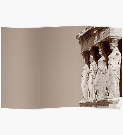 columnas-Architecture Poster