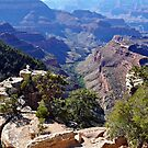 The Grand Canyon by JaninesWorld