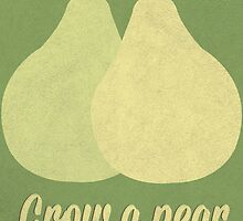 Grow A Pear by PopInvasion