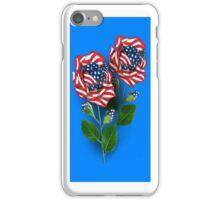♥ ˚ • ★ *˚UNIQUELY DESIGNED  U.S. PATRIOTIC ROSE IPHONE CASE♥ ˚ • ★ *˚ iPhone Case/Skin