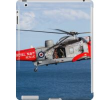 Royal Navy Sea King 771 Squadron iPad Case/Skin