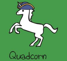 Quadcorn Unicorn by jezkemp