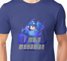 I MAIN MEGAMAN Unisex T-Shirt
