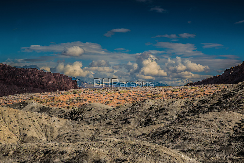 Earth and Sky by DHParsons