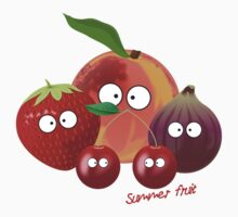 Summer fruit Kids Clothes