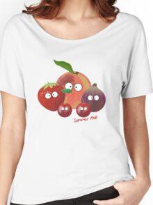 Summer fruit Women's Relaxed Fit T-Shirt