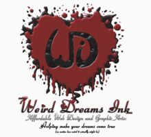 Weird Dreams Ink by MeaKitty