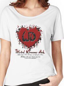 Weird Dreams Ink Women's Relaxed Fit T-Shirt