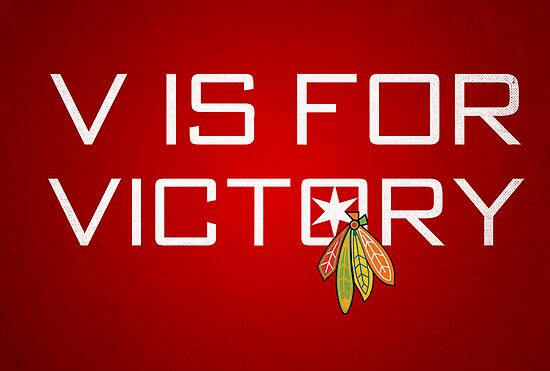 V is for Victory by fohkat