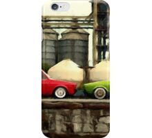 Bumper to Bumper iPhone Case/Skin