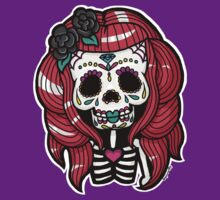 Sugar Sugar Skull by thephantomfly