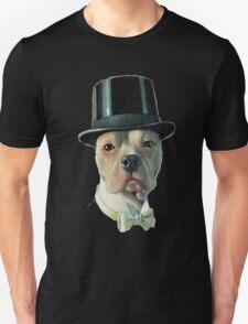 Vintage Dog stafford bull terrier Unisex T-Shirt