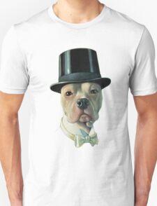 Vintage Dog stafford bull terrier T-Shirt