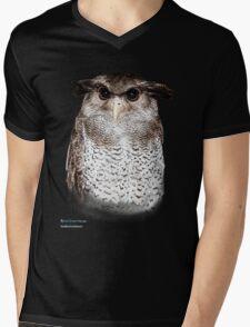 Forest Eagle-Owl (Bubo nipalensis) Tshirt T-Shirt