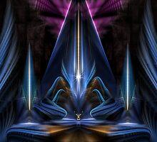 The Citadel Of Light by xzendor7