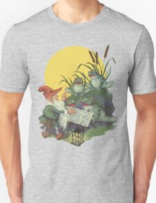 Vintage frog fairy tales T-Shirt