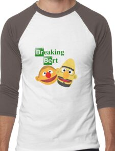 Breaking Bert Men's Baseball ¾ T-Shirt