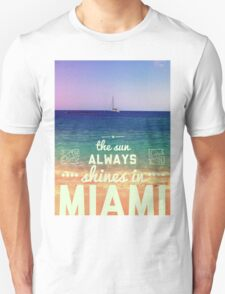 Miami Retro T-Shirt