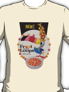 Vintage Fruit loops advertisement T-Shirt