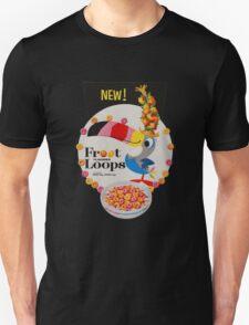 Vintage Fruit loops advertisement Unisex T-Shirt