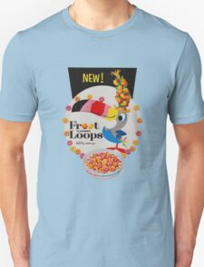 Vintage Fruit loops advertisement Unisex T-Shirt