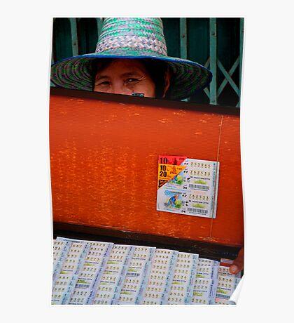 Seller of Luck  Poster