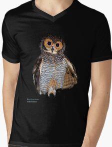 Spotted Wood Owl (Strix seloputo)  T-Shirt