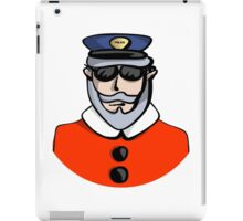 Santa Cop iPad Case/Skin