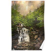Katterskill Falls Poster