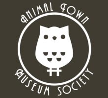 Animal Town Museum Society by Otherbuttons